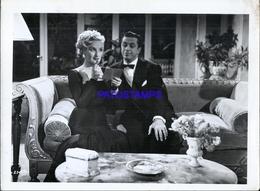 92666 ARGENTINA ARTIST MIRTHA LEGRAND & JUAN CARLOS THORRY ACTOR CINEMA MOVIE 24 X 18 CM PHOTO NO POSTAL POSTCARD - Entertainers