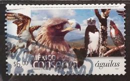 MÉXICO 2002 Nature Conservation. USADO - USED. - Mexico