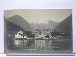 NORGE / NORVEGE - HOTEL BALESTRAND, BALHOLMEN I SOGN - 1909 - Noorwegen