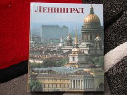 ЛЕНИНГРАД / Leningrad / Russe - Russie / éditions De 1987 - Livres, BD, Revues