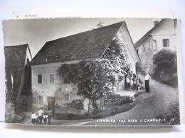 SLOVENIE - VRHNIKA ROJ.HISA I.CANKARJA - ANIMEE - Slovénie