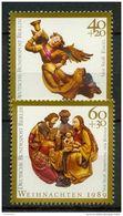 Berlino 1989 UN Serie N. 819-820 MNH Postfrisch Cat. € 4 - Ungebraucht