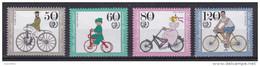 Berlino 1985 UN Serie N. 695-698 MNH Postfrisch Cat. € 10 - Ungebraucht