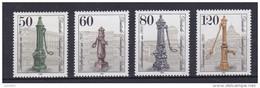 Berlino 1983 UN Serie N. 650-653 MNH Postfrisch Cat. € 6 - Ungebraucht