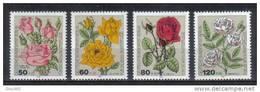 Berlino 1982 UN Serie N. 641-644 MNH Postfrisch Cat. € 8 - Ungebraucht