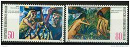 Berlino 1982 UN Serie N. 639-640 MNH Postfrisch Cat. € 2,50 - Ungebraucht