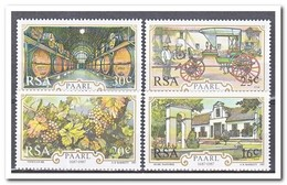 Zuid Afrika 1987, Postfris MNH, Fruit, Wine - Ongebruikt