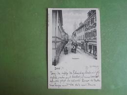 CPA ALLEMAGNE IENA SAALGASSE 1905 TRES BON ETAT - Germania