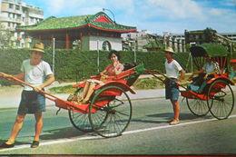 Hong Kong Rickshaws - China (Hong Kong)