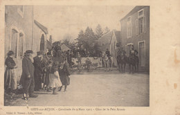 °°°°°  52  GIEY SUR AUJON  / CAVALCADE 1913    °°°°°    ////   REF. AVRIL 18  ////   N° 6238 - Francia