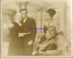 92693 ARGENTINA ARTIST LUIS SANDRINI 1905 - 1980 ACTOR CINEMA MOVIE & HUMORISTA 25.5 X 20 CM DAMAGED PHOTO NO POSTCARD - Entertainers