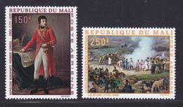 MALI AERIENS N°   66 & 67 ** MNH Neufs Sans Charnière, TB (D6849) Napoléon 1er, Bonaparte, Tableaux - Mali (1959-...)