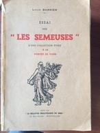 Barrier Essai Sur Les Semeuses Mauvais Etat - Stamp Catalogues