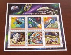 Burundi - 1972 - N°Mi. Bloc A60 - Apollo 16 - Neuf Luxe ** / MNH / Postfrisch - Space