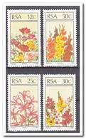 Zuid Afrika 1985, Postfris MNH, Flowers - Ongebruikt