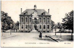 27 PACY-sur-EURE - L'hotel De Ville - Pacy-sur-Eure