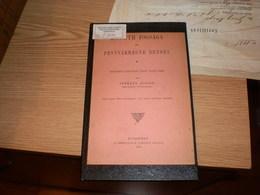 HungaryKossuth Fogasa Es Pestvarmegye Rendei  Szekely Jozsef Budapest 1895 86 Pages - Boeken, Tijdschriften, Stripverhalen
