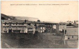 14 SAINT-LAURENT-sur-MER - Hotel De La Plage, Lebassacq, Propriétaire - Autres Communes