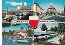 LAUSANNE MULTIVUES (dil362) - Suisse