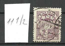LETTLAND Latvia 1923 Michel 96 O - Lettonie