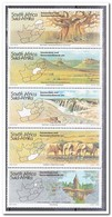 Zuid Afrika 1995, Postfris MNH, Trees, Waterfalls, Animals, Nature - Zuid-Afrika (1961-...)