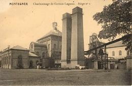 Montegnée (Saint-Nicolas). Charbonnage De Gosson-Lagasse. - Saint-Nicolas