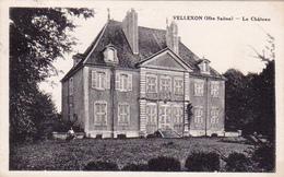 Cpa Vellexon - Le Château - Autres Communes