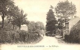 Neuville-en-Condroz (Neupré). Le Village - Neupre