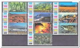 Zuid Afrika 2001, Postfris MNH, Nature, Animals, Trees, Mountains - Zuid-Afrika (1961-...)