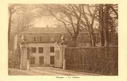 Ninanne (Chaudfontaine). Le Château. - Chaudfontaine