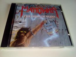 "MANOWAR ""The Hell Of Steel"" - Hard Rock & Metal"