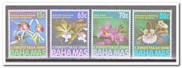Bahamas 2000, Postfris MNH, Flowers, Orchids, Christmas - Bahama's (1973-...)