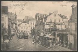 Czech Republic-----Liberec-----old Postcard - Czech Republic