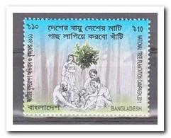 Bangladesh 2011, Postfris MNH, Trees - Bangladesh