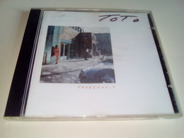 "TOTO ""Fahrenheit"" - Hard Rock & Metal"