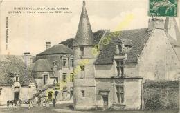 14. BRETTEVILLE SUR LAIZE . QUILLY . Vieux Manoir . - Other Municipalities
