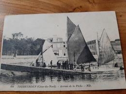 22 - TRÉBEURDEN . ARRIVÉE DE LA PÊCHE - Réf. N°9429 - - Trébeurden