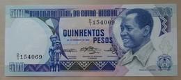 Guinee Bissau - 500 Pesos 1983  -  UNC - Guinea-Bissau