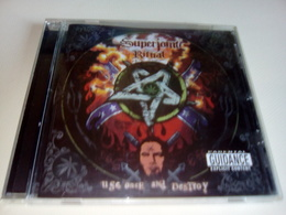 """SUPERJOINT RITUAL """"Use Once And Destroy"""" - Hard Rock & Metal"""