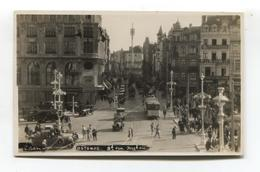 Oostende, Ostende - Boulevard Van Iseghem, Tram - C1920's Fotografische Ansichtkaart - Oostende