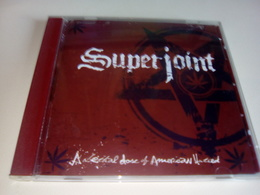 """SUPERJOINT RITUAL """"A Lethal Dose Of American Hatred"""" - Hard Rock & Metal"""