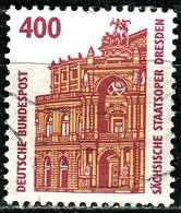 BRD - Mi  1562 - OO Gestempelt (E) - 400Pf  Sehenswürdigkeiten XI - [7] West-Duitsland