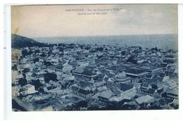 CPA-HAÏTI-CAP-HAÏTI-VUE DU CENTRE DE LA VILLE- - Postcards