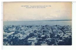 CPA-HAÏTI-CAP-HAÏTI-VUE PANORAMIQUE D'UNE PARTIE DE LA VILLE- - Postcards