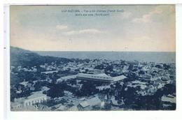 CPA-HAÏTI-CAP-HAÏTI-VUE A VOL D'OISEAU-PARTIE NORD- - Postcards