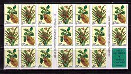 USA**PINEAPPLE+COCOA/ANANAS+CACAO-SHEET 20v-1997-Merian Botanical Prints-FRUIT - Stati Uniti