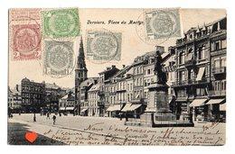 21731-LE-BELGIQUE-Verviers.Place Du Martyr-----------bel Affranchissement - Verviers