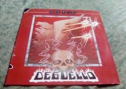 "ZZ TOP ""Deguello"" - Hard Rock & Metal"