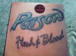 "POISON ""Flesh And Blood"" - Hard Rock & Metal"