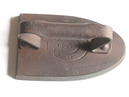Fer à Repasser Fer à Cheval Repassage Porte Bonheur Sidérophilie - Tools